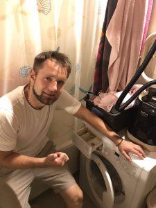 сервис и обслуживание стиральной машины