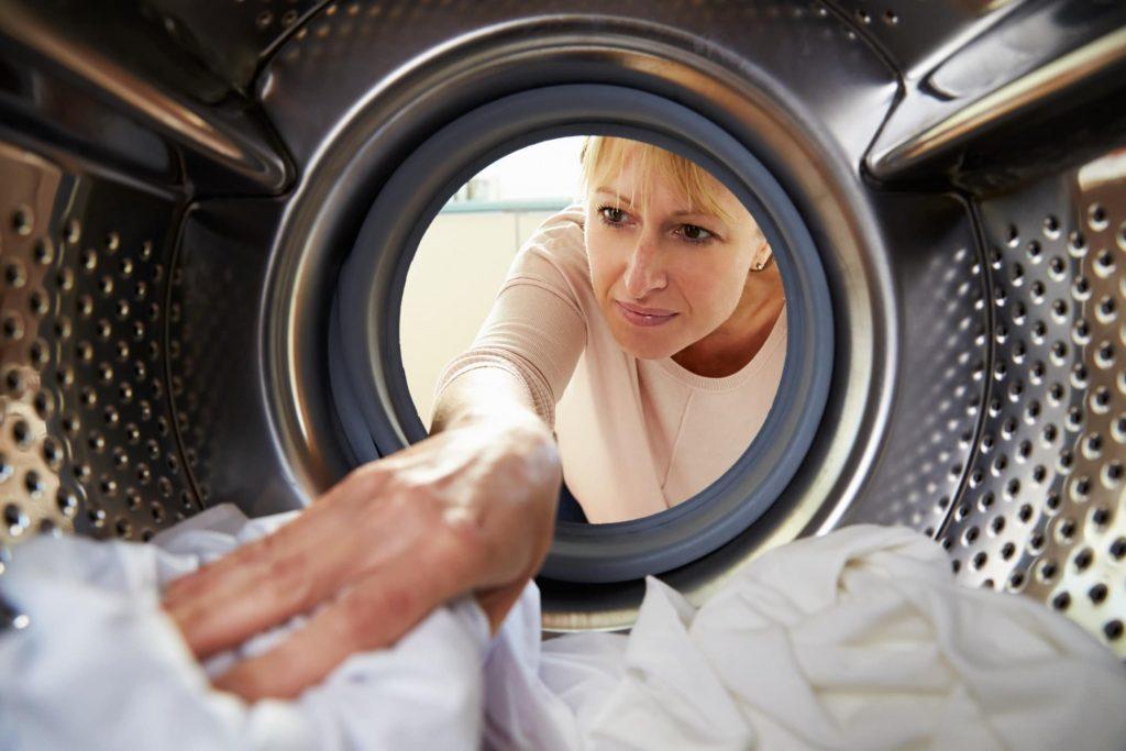 проверка нагрева воды в стиральной машинке
