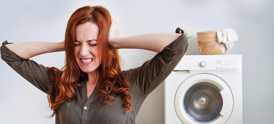 Шум стиральной машины при отжиме может привести к дорогостоящему ремонту в будущем.